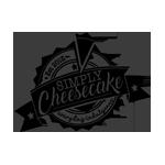 Simply Cheesecake Menu Header Black